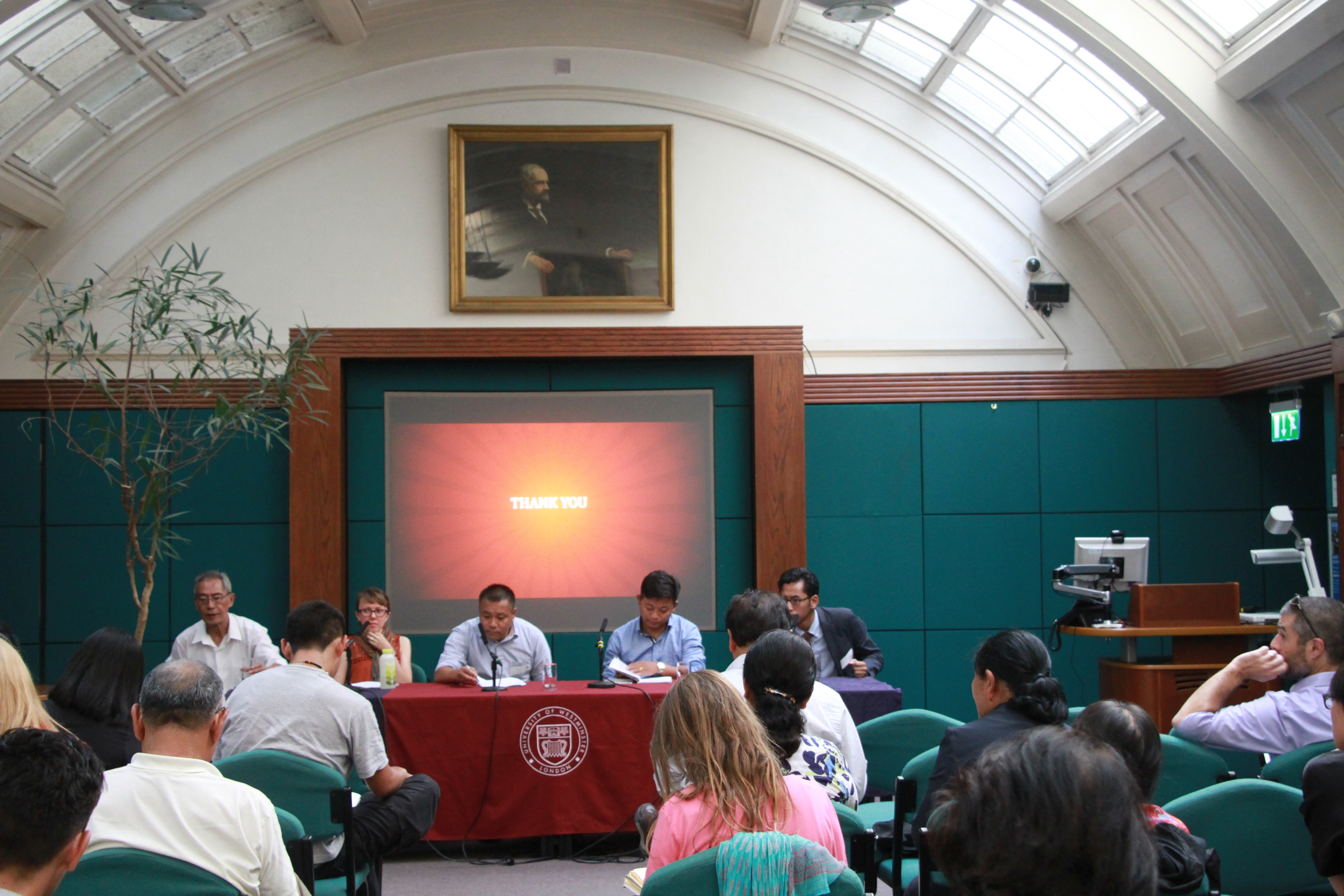 Tibet Policy Institute at the University of Westminster