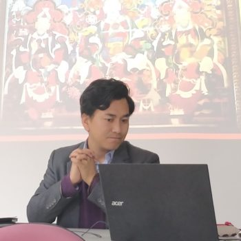 TIBET POLICY INSTITUTE RESEARCHERS ENGAGE WITH THINK TANKS IN TAIWAN