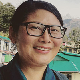 Mrs. Tsering Yangkey