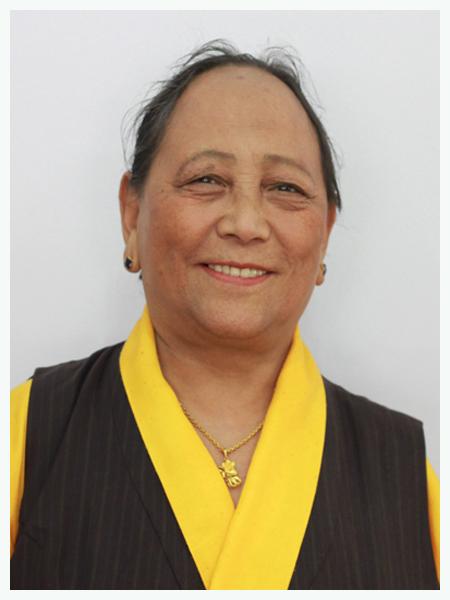 Mrs. Tsewang Dolma Shosur