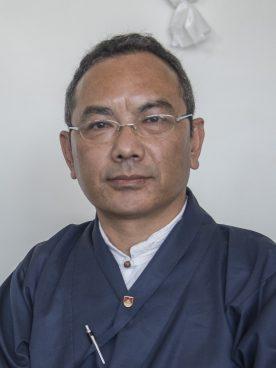 Mr. Tsewang Gyalpo Arya